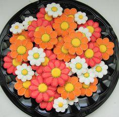 Happiness flower cookies!