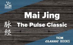 El libro CLÁSICO DEL PULSO o también conocido en idioma Chino como Mai Jing 脉经 es uno de los principales libros dentro de la Medicina Tradicional China. La obra se compone de 10 volúmenes distribui…