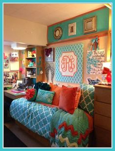 Dorm Room Decor Cute Dorm Rooms To Inspire Your Small Space Her Campus. 45 Cool Dorm Room Dcor Ideas You'll Like DigsDigs. 40 Cute Dorm Room Decorating Ideas For Girls That You Need . Home and Family Room Inspiration, Dorm Room Decor, Girls Bedroom, Dorm Sweet Dorm, Girls Dorm Room, Bedroom Decor, Girl Room, Home Decor, Dorm