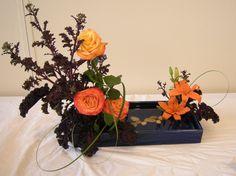 [Ikebana] Arte del arreglo floral