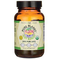 Just Barley 100 Organic Juice Powder, 40 grams Pwdr AED234.00 #UAESupplements