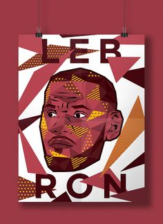 Low+Poly+NBA+Superstars+Pop+Art