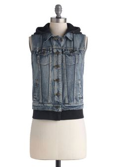 Vest Things in Life Vest, #ModCloth
