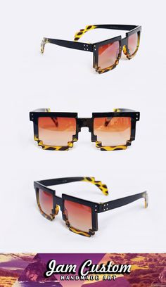 c1b43acda5a4 Pixel C-one    Sunglasses    Lente Filtro Uv 400