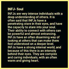 INFJ - Soul