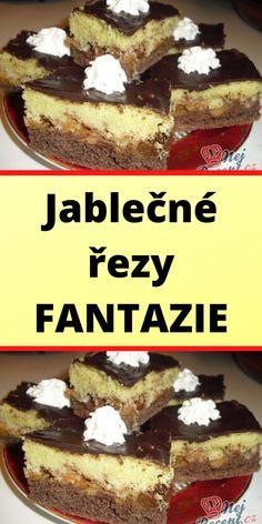 Czech Recipes, Nova, Sweets, Baking, Desserts, Tailgate Desserts, Deserts, Gummi Candy, Candy