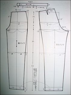 Pants Pattern, Diy And Crafts, Sewing Patterns, Creations, Menswear, Fashion Ideas, Coats, Decor, Molde