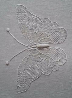 Types Of Embroidery, Hand Embroidery, Brazilian Embroidery, Thread Work, Back Stitch, Satin Stitch, Cutwork, Embroidery Techniques, Blackwork