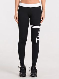 Women Compression Pants Yoga Pants Gear Sports Exercise Tights Fitness Running Long Jogging Trousers Gym Slim Leggings 71201 S Tight Leggings, Workout Leggings, Workout Pants, Fashion Pants, Fashion Outfits, Compression Pants, Sport Pants, Printed Leggings, Fitness Fashion