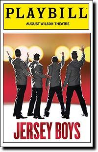 Jersey Boys - the Tony Award-Winning Musical!  We saw this on Broadway with the original cast!  :)
