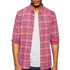 Best offers on bulk purchase of funky pink checkered cool flannel shirts from Alanic Global, reputed manufacturer in USA, Australia and Canada.