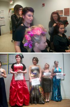 A Prom Creative Demo at Glendale Heights!