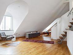 Scandinavian interiors – Fantastic Loft in Sweden | Interior Design Files