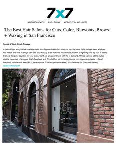Featuring Jon Reyman, Christy Dylo, and Carly Sperbeck Brow Wax, Best Hair Salon, Salon Business, Celebs, Celebrities, Nashville, Salons, The Neighbourhood, Stylists