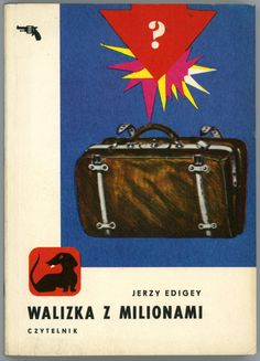 Baba-Jaga Gubi Trop: Crime Novel Covers from Poland - 50 Watts
