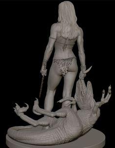 Will Harbottle - Digital Sculpt Thread - Page 18