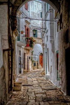 Ostuni, Puglia - Italy