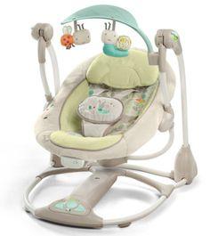 10. Ingenuity Convertme Swing-2-Seat