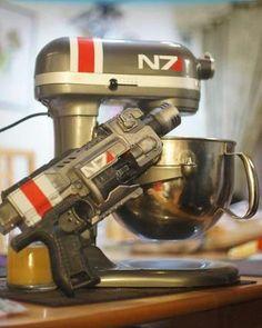 N7 KitchenAide Mixer - yes please!