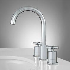 Exira Widespread Bathroom Faucet - Bathroom Sink Faucets - Bathroom