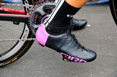 Them Giro shoes.