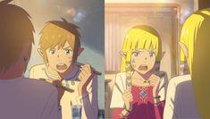 Omg süß aber ist das nicht eigentlich der Anime Film Kimi no na wa? #MavisChan