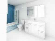 Modern House Designs, Small House Designs and More! Small House Design, Modern House Design, Pinoy, Vanity, Design Ideas, Bathroom, Blog, Dressing Tables, Washroom