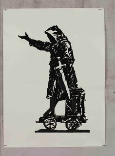 Find the latest shows, biography, and artworks for sale by William Kentridge. In his drawings and animations, William Kentridge articulates the concerns of p… Artsy, Animation, Drawings, Artwork, Work Of Art, Auguste Rodin Artwork, Drawing, Portrait, Motion Design