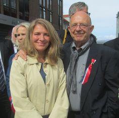 Björn Henry Mösth : 17 mai 2014