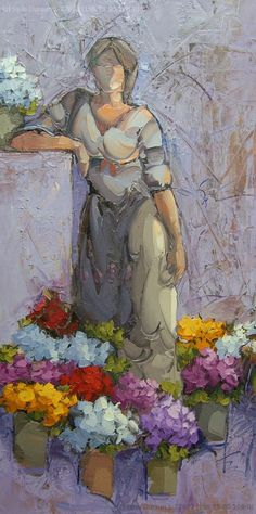 """She was always waiting, it seemed to be her forte.""  ― D.H. Lawrence.  Art by Saim Dursun"