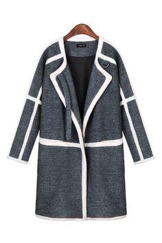 two-tone coat