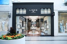 Links of London store by Sheridan&Co Toronto  Canada
