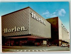 7100 Heilbronn KEINE AK Kaufhaus Horten