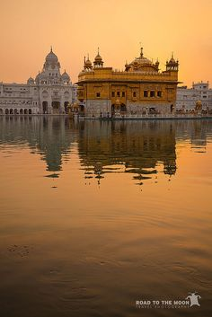 Golden Temple, Amritsar, India. Temple of Peace :) #contest #dreamtravel