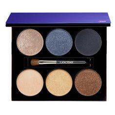 Lancôme 'French Riviera - Azur Chic' Eyeshadow Palette found on Polyvore