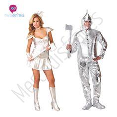Disfraces para grupos Mago de Oz En mercadisfraces tu tienda de disfraces online, aquí podrás comprar tus disfraces para Carnaval o cualquier fiesta temática. Para mas info contacta con nosotros http://mercadisfraces.es/disfraces-para-grupos/?p=7