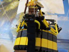 Galeria zdjęć aukcji Allegro - Żaglowiec Lego HMS Agamemnon Galerie Allegro.pl