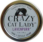 Crazy Cat Lady Lavenpurr Hand  Cuticle Cream ** You can find out more details at the link of the image.