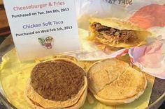 So sieht Fastfood nach zwei Jahren aus - Yahoo Nachrichten Deutschland