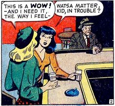 Sally the Sleuth in Dirty Politics (1951)