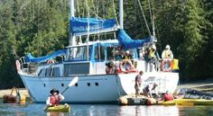 Learn more about tourism businesses around the province, including attractions, tour operators, parks, and more. Northern Canada, Alaska Adventures, Haida Gwaii, Tour Operator, West Coast, Sailing Ships, Adventure Travel, Vancouver, Tourism