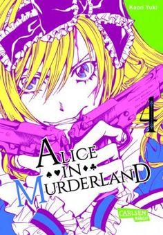Kaori Yuki - Alice in Murderland (Band 4) - 4.5/5 Sterne