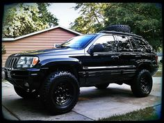 2002 Grand Cherokee Limited Build - JeepForum.com