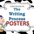 This set of EIGHT Writing Process posters are bright and colorful and would look great in any classroom! This pack includes posters with color and ...
