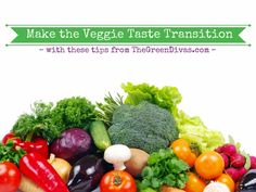 How To Get More Veggies in Your Diet