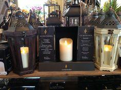 Luminara realistic flameless candles by Bethlehem Lights