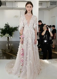 5 Fall 2017 Bridal Fashion Week Trends We Loved   Inspired By This   Bloglovin'