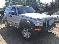 eBay: Jeep Cherokee 4x4 2.4 Diesel *75k Miles* Full Service History 12 Months Mot 2 Ke #jeep #jeeplife ukdeals.rssdata.net