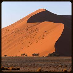 Mes yeux en Namibie