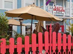 Haute Enchilada Cafe Moss Landing, Enchiladas, Galleries, San, Patio, Outdoor Decor, Photography, Home Decor, Photograph